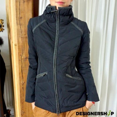 Bosideng elegantná páperová bunda Blackgray - designershop 93cbcefb03e