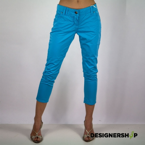 dd9c5c8d36fa Gaudi letné nohavice - designershop