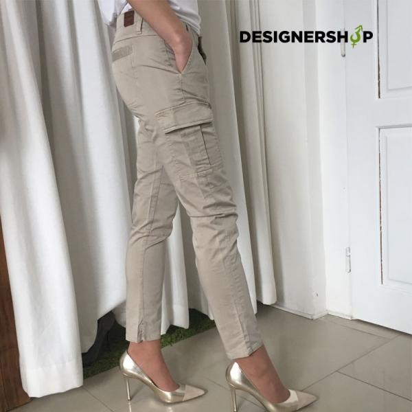 890a4532caa0 Gaudí dámske nohavice s vreckami - designershop