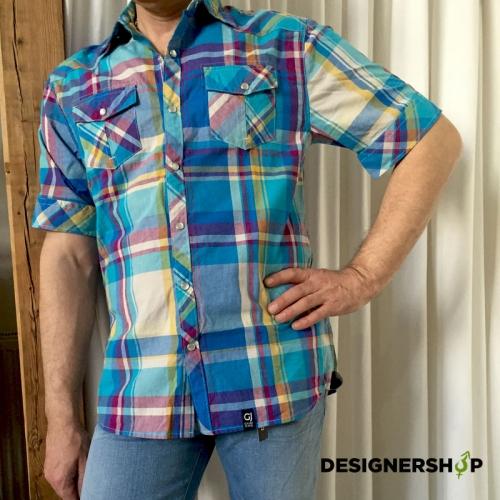 6f831393e842 Pánske košele - Designershop outlet so značkovým oblečením