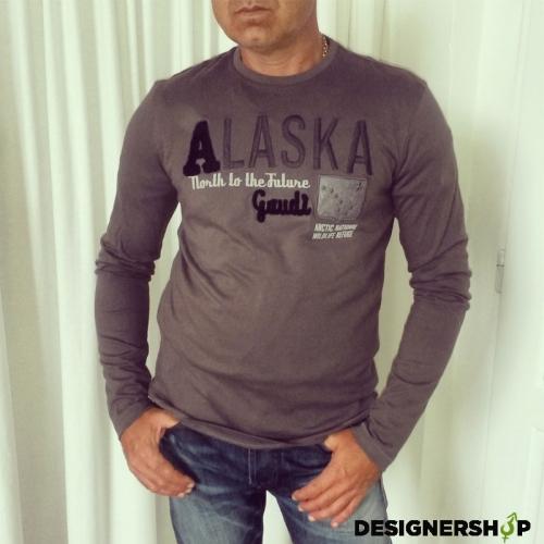 Gaudi pánske tričko Alaska - designershop 5802da10dad