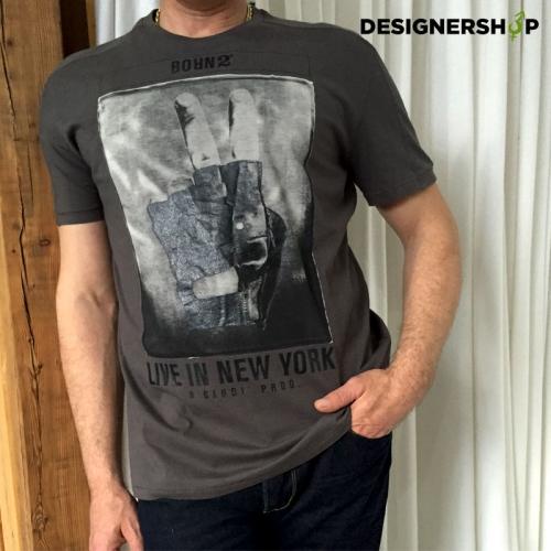 Gaudi pánske tričko - designershop bca29d30ddc