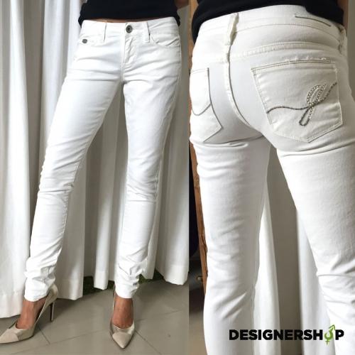 58203fa618 Guess dámske biele nohavice - designershop