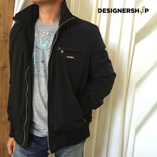 Guess by Marciano pánska čierna bunda - designershop 625a9e883f2