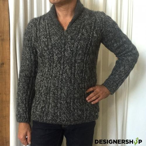 c90a4f31d268 Guess by Marciano pánsky pletený sveter vel S - designershop