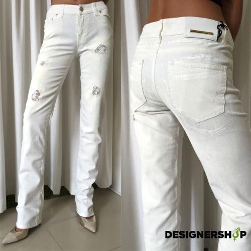 674a45af8db8 Guess by Marciano dámske biele nohavice - designershop