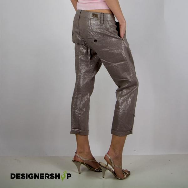 589bff219200 Guess Guess dámske ľanové nohavice - designershop