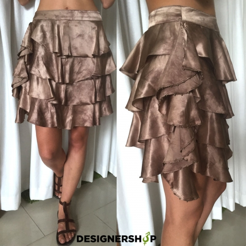 43ef46a9fa03 Guess dámska hodvábna sukňa - designershop