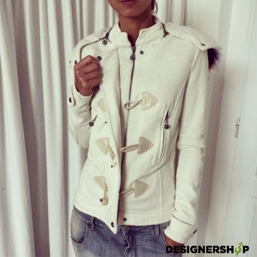 Met in Jeans mikina s kožušinou REINAMY - designershop e18dcdf4ac4