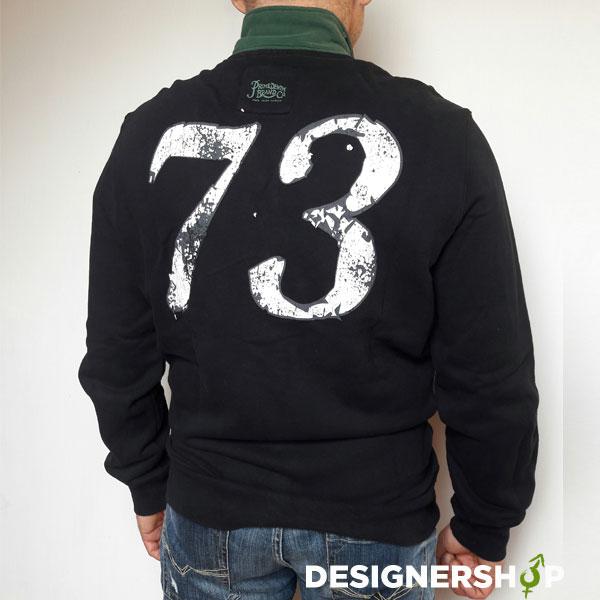 ab7a0fc4adae Pepe Jeans čierna pánska mikina na zips - designershop
