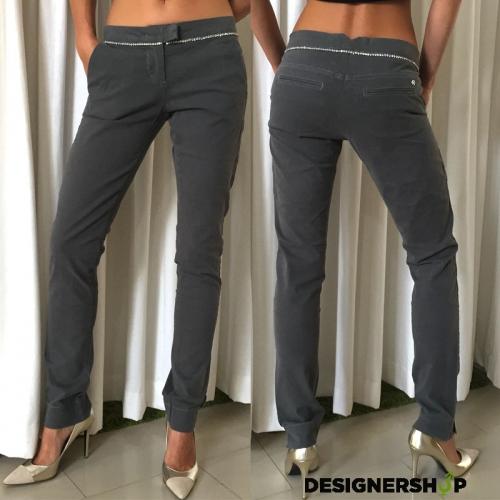 2dd6436268ca Relish dámske nohavice so štrasovými kamienkami - designershop
