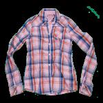 53f9aaa991 Tommy Hilfiger dámska ružová košeľa - designershop