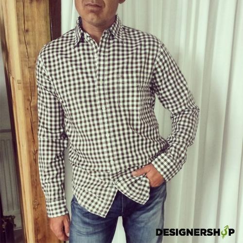 f9d154c59180 Tommy Hilfiger pánska košeľa Brian v.M - designershop