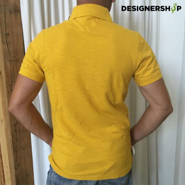 Tommy Hilfiger žlté pánske polo tričko vel M - designershop c331926fef0