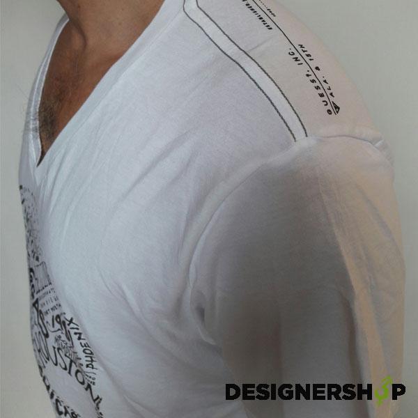1481997393 Guess pánske tričko s lebkou - Designershop outlet značkového oblečenia a  doplnkov